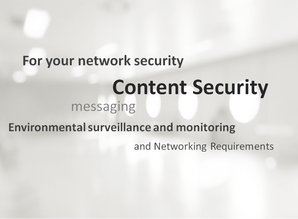 For your network security2
