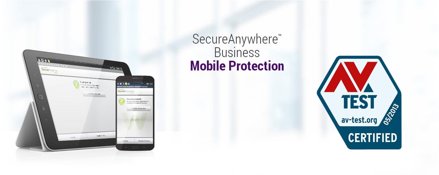 Mobile Protection Banner