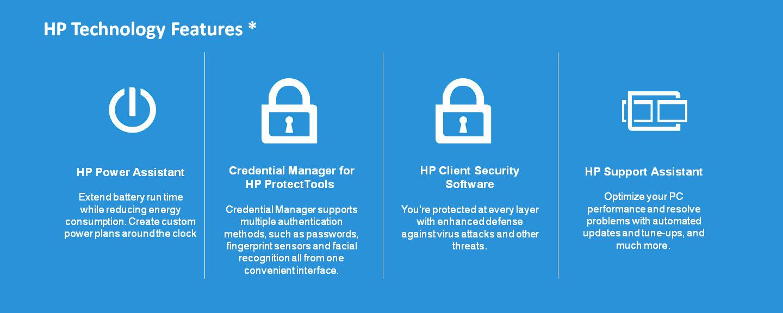 HP Tech Feat. Laptops 2