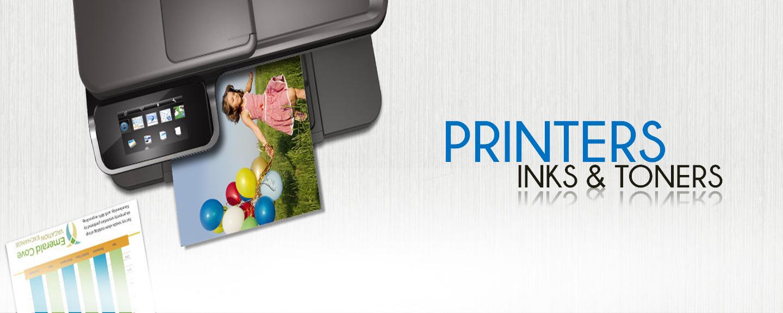 Printer, Inks Toner1